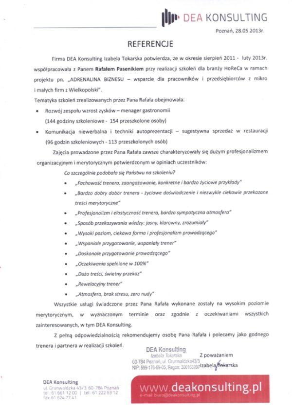 2013-05-28_Dea_Konsulting_referencje_wielkoplskie